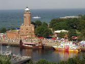 Польский курорт Колобжег: планируем отдых на море за границей