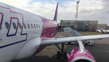 Лоукостер Wizz Air полетит в Берлин, Франкфурт и Польшу