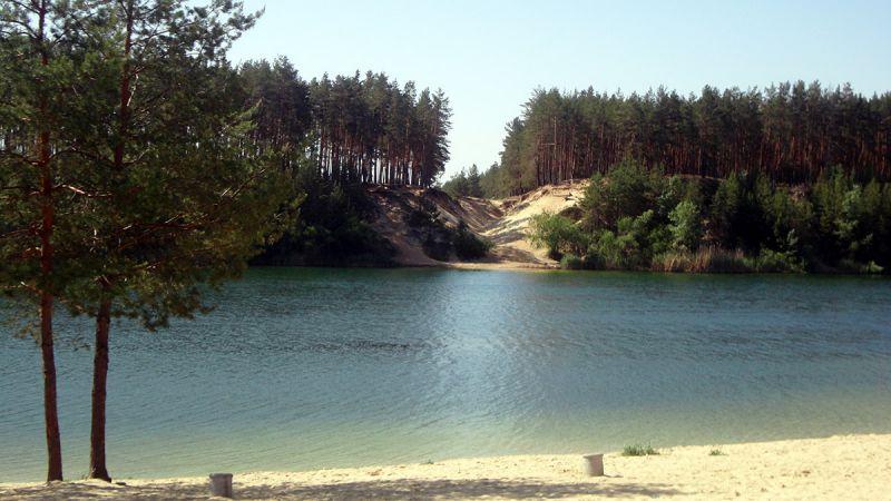 Блакитні озера, Щурове