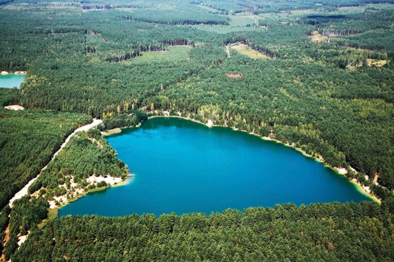 Озеро белое картинки