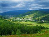 Идея для летнего отпуска в Украине: Поляна. Источник волшебной водицы