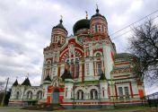 Зима починається: Голосіїв, Китаїв, Церковщина та Феофанія