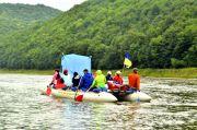 Сплав по річці Дністер: П'ять днів у казці