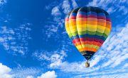 Полет на воздушном шаре, Днепропетровск
