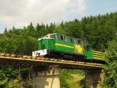 Тур «Карпатський трамвай і скелі Довбуша»