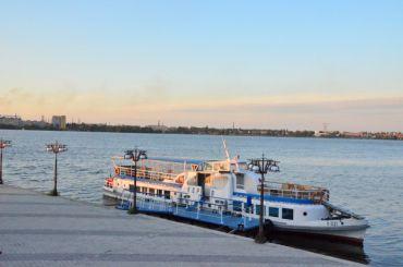 Круїз-екскурсія на пароплаві, Дніпропетровськ