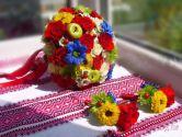 Украинская свадьба и украинская керамика. Опошня - Будища