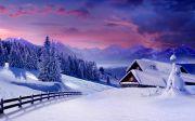 Бархатные Карпаты зимой