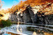Гранд-каньйон с.Буки, г.Белая Церковь парк Александрия, ландшафтный парк «Буки»