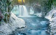 Свежесть родников Закарпатья… зимнее настроение