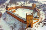 Рождество на Волыни + замки западной Украины