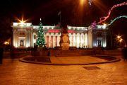 Новый год в Одессе. О чем говорят мужчины