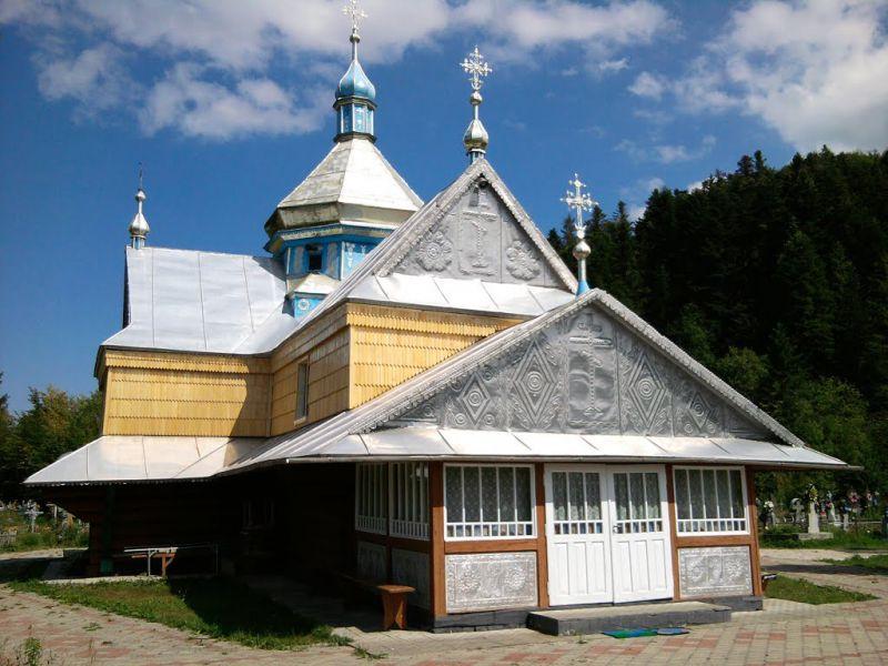 церкву УспінняБогородиці
