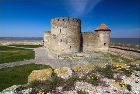 Аккерманська фортеця, Білгород-Дністровський