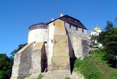 Острозький замок, Острог