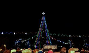 Новий рік і Різдво 2017, Тернопіль