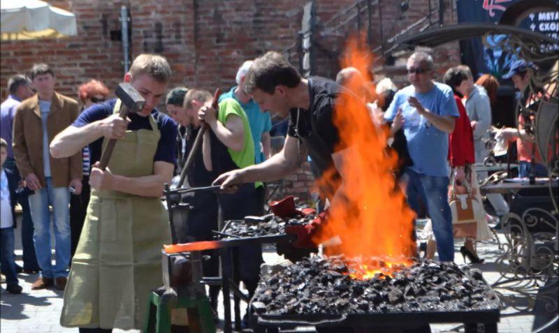 Наступного тижня іванофранківців запрошують на Свято ковалів (програма)