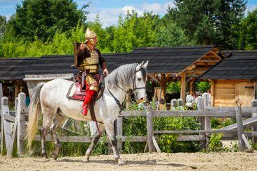 Фестиваль конных боевых искусств «Скифы 2» 2017, Копачев