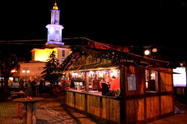 Рождественская ярмарка «Зимняя сказка» 2018, Ивано-Франковск
