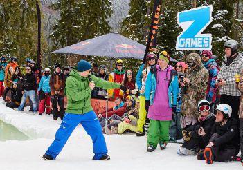 Фестиваль «Z-Games On Snow» 2018, Буковель