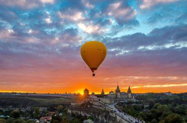 Фестиваль воздушных шаров «Кубок Подолья» 2018, Каменец-Подольский