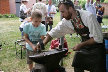 Кузнечный фестиваль ВакулаФЕСТ ХХІ, Опошня