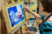 Мастер-класс по акварельной живописи