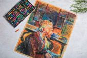 Pastel painting master class