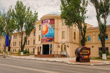 Shustov Brandy Museum