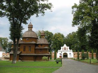Крехівський монастир, Крехів