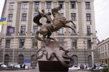 Пам'ятник Святому Юрію Змієборцю