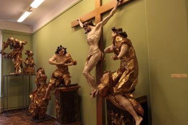 Музей сакральной барокковой скульптуры 18 в. имени Ивана Пинзеля, Львов