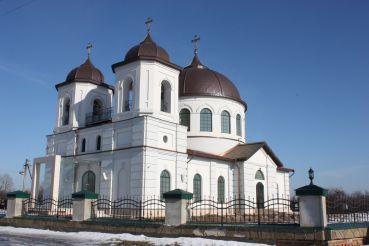 Троїцька церква (Великі Будища)
