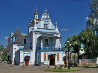 Церковь Рождества Пресвятой Богородицы, Самбор