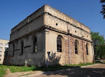 Большая синагога (Броды)
