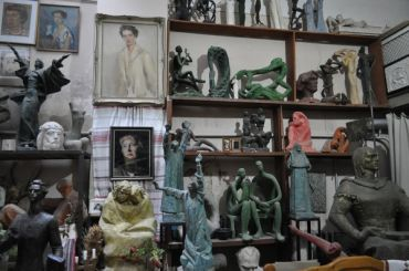 Меморіальний музей-майстерня Теодозії Бриж