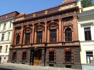 House of Scientists in Odesa