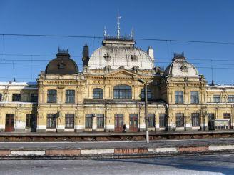 Жмеринський залізничний вокзал