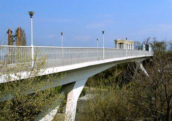 Тещин міст, Одеса