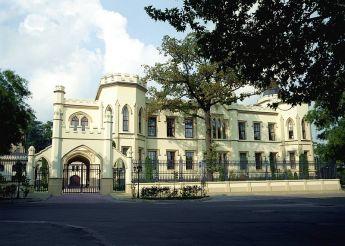 Shakhsky Palace