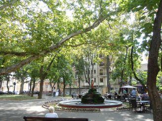 Сквер «Пале-Рояль», Одесса