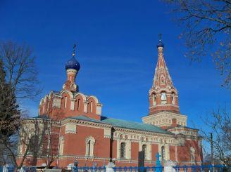 Церква Святого Димитрія, Журавники