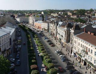 Проспект Шевченка (Львів)