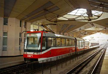 Скоростной трамвай, Кривой Рог