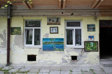 Двір-музей СРСР, Львів
