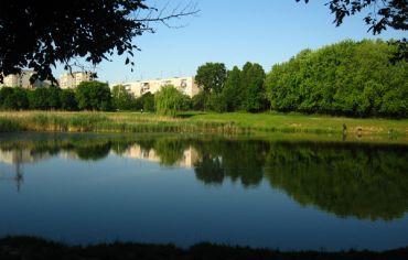 Парк «Ореховый гай»