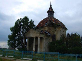 Chapel Mausoleum Shchelinsky, Novoselki