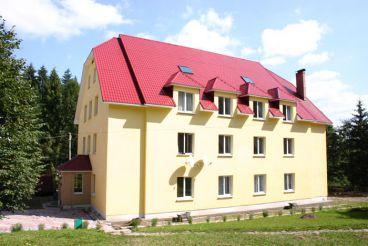 База отдыха Затышок, Пилипец