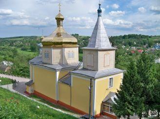 Вознесенская церковь (Вишневец)