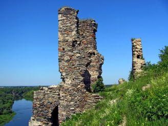 Губківський замок, Губків